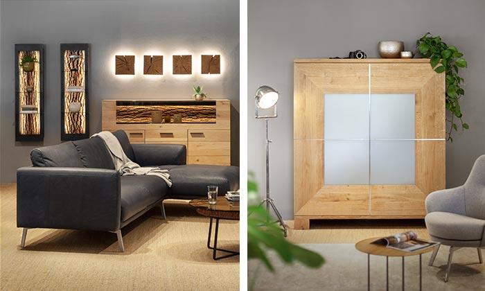 Moderne Kastenmöbel