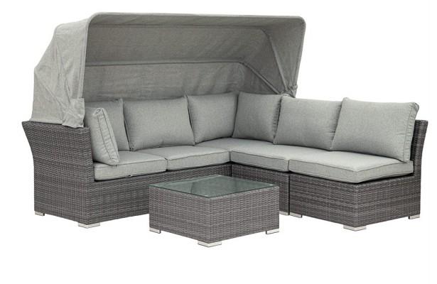 Lounge-Set Loop anthrazit