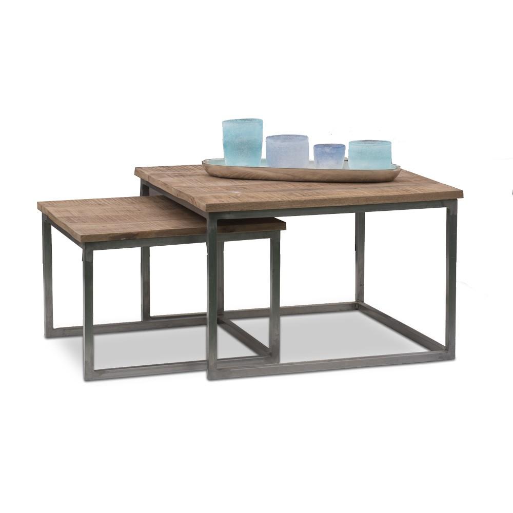 couchtisch set charlie. Black Bedroom Furniture Sets. Home Design Ideas