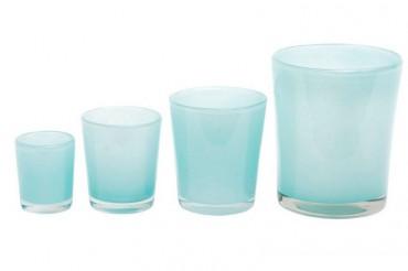 Dutz Vase Conic aqua