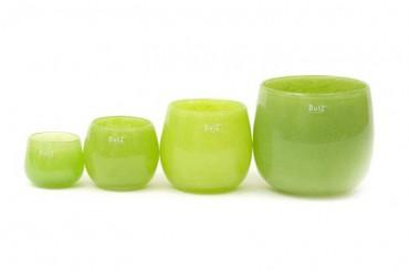 Dutz Vase Pot lime