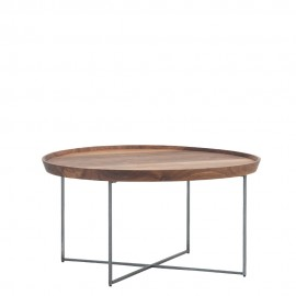 Beistelltisch Schalentisch 80