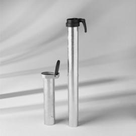 Glatz Bodenhülse und Übergangsrohr BT fürAlu -Smart, -Twist und Fortino