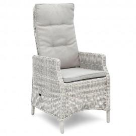 Relax-Sessel Beverly grauweiß